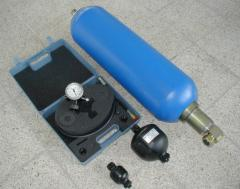 Hydropneumatické akumulátory