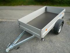 Jednonápravový přívěsný vozík Agados Handy
