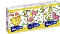 Papírové kapesníky Kids 9x6