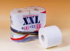 Toaletní papír 2 vrstvý XXL