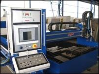 CNC pálicí stroj OMNICUT 2600
