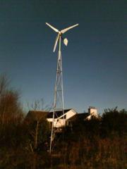 Větrná elektrárna AP1200