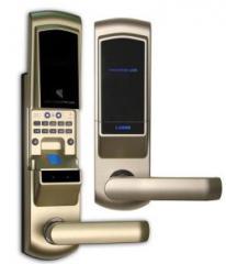 Biometrický zámek