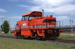 Main cargo-passenger diesel locomotives