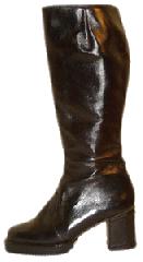 Boty dámské vysoké zimní