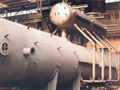 Výroba utilizačního kotle