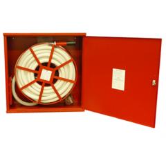 Hydrantový systém s tvarově stálou hadicí D 25