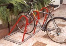 Stojany pro jízdní kola Standart