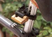 Stojany pro jízdní kola zámek a držák