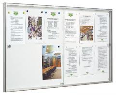 Interiérové vitríny APK2 750/1000