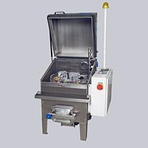 CI 5-komorový postřikový stroj karuselový