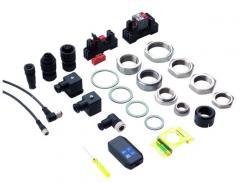 Miniaturní konektory M12 pro snímače DLS, CPS