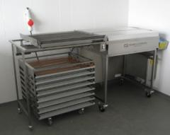 Fritézy na koblihy, fritovací zařízení