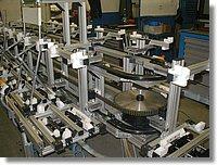 Automatické montáže, stroje pro automatické