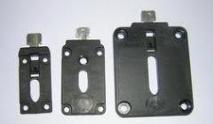 Plastové destičky elektrickych jističů