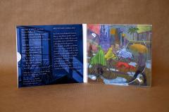 Obal pro CD disk CD disk