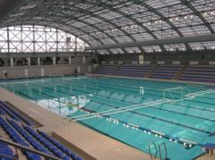 Bazény, sportovní haly a fitcentra