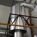 Tlumiče hluku pro spalinovody a kouřovody