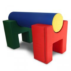 Playing furniture for children