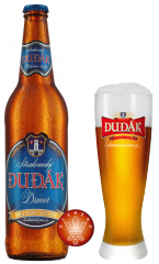 Pivo Dudák Driver nealkoholické pivo