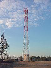 Příhradové telekomunikační stožáry
