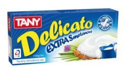 Tavený smetanový sýr Delicato