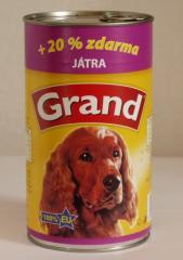 Mražená krmiva Grand