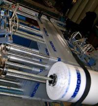 Folie MDPE - mix/medium density polyethylene