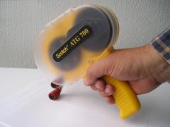 Oboustranné lepící pásky do ruční pistole -