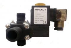 Modulární trojcestný ventil pro čistírny odpadních