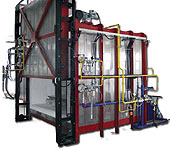 Furnaces for ceramics annealing