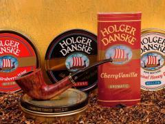 Aromatický tabák německého typu