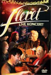 Fleret: Live koncert - DVD