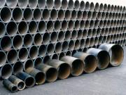Kanalizační čedičové trouby - délka 0,5 metru