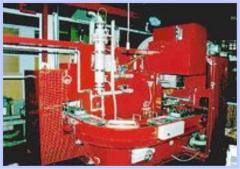 Oběžný paletový prací stroj