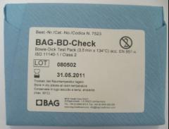 Сhemické indikátory BAG-BD-Check 7523