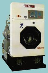 Čistírenské stroje Liberty