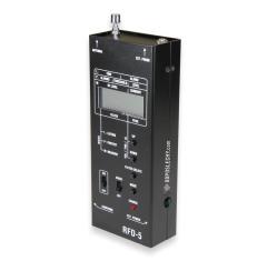 Detektory odposlechů a skrytých kamer RFD 5