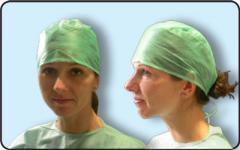 Operační čepice Chirurgická