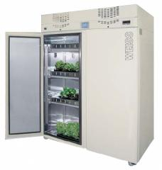 Komory pro simulaci růstu rostlin - růstové komory