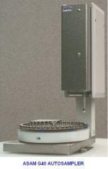 Plynové chromatografy - ASAM G autosampler