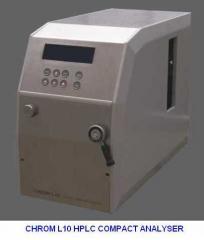 HPLC analyzátory - CHROM L10