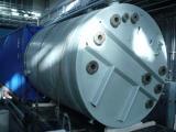 Velkoobjemové nádrže a chemické aparáty