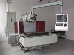 Frézky FNG 63 CNC
