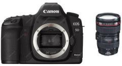 Digitální fotoaparáty Canon EOS 5D Mark II