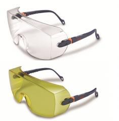 Brýle 3M čiré / žluté 503M280X