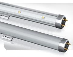 LED zářivka s přirozeným světlem a úsporným