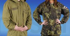 Oděvy pro lesní dělníky