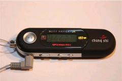 Přehrávač MP3 Chung-Shi Body Navigator