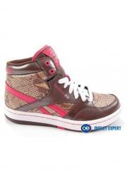 Dívčí boty Reebok Courte Mid